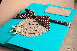 Papiernictvo - Vianočný obal na foto, obraz A4 (vzor 3) - 8828594_