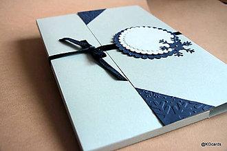 Papiernictvo - Vianočný obal na foto, obraz A4 (vzor 5) - 8828608_