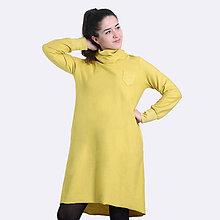 Šaty - Cotton neck - 8825041_