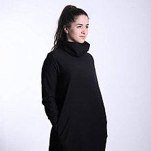 Šaty - Cotton neck - 8825086_