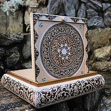 Krabičky - Šperkovnica \