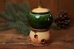 Svietidlá a sviečky - Pec na jablko - 8826594_