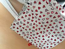 Nákupné tašky - Tašky vianočné na každý den - 8826513_