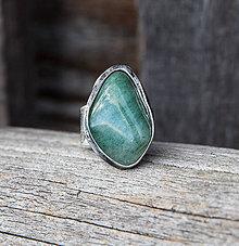 Prstene - Aventurín - prsteň - 8827949_