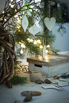 Dekorácie - Smotanové Vianoce - 8826868_