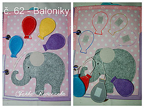 Hračky - balóniky  - 8823432_