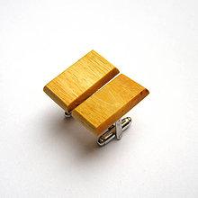 Šperky - Figovníkové obdĺžniky - 8827736_