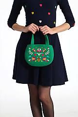 Kabelky - Cute bag zelená - 8832339_