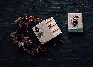 Drogéria - Balíček - Mydelnička s mydlom (Mint Eukalyptus) - 8834255_