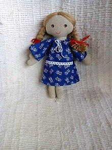 Bábiky - šaty pre bábiku - 8829345_