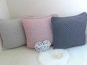 Úžitkový textil - Vankúše Nordic Day súprava - 8830218_