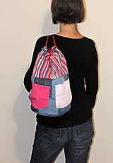 """Batohy - ruksak """"druhá šanca"""" - 8832854_"""