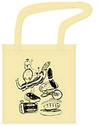 Nákupné tašky - Nákupná taška Mäsko - 8833533_