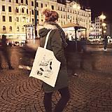 Nákupné tašky - Nákupná taška Mäsko - 8834265_
