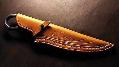 Nože - Pouzdro na nůž no.02 - na přání - 8831550_