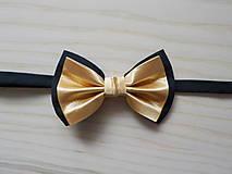 Doplnky - Pánsky motýlik - Bond - 8833351_