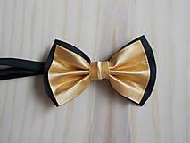 Doplnky - Pánsky motýlik - Bond - 8833352_