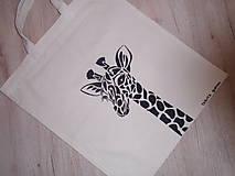 Nákupné tašky - Maľovaná taška - 8832041_