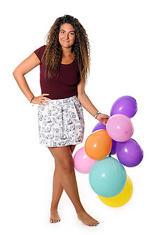 Sukne - AUTÁ dámska sukňa - 8831181_