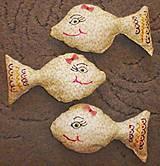 Hračky - rybky veľké - 8831416_