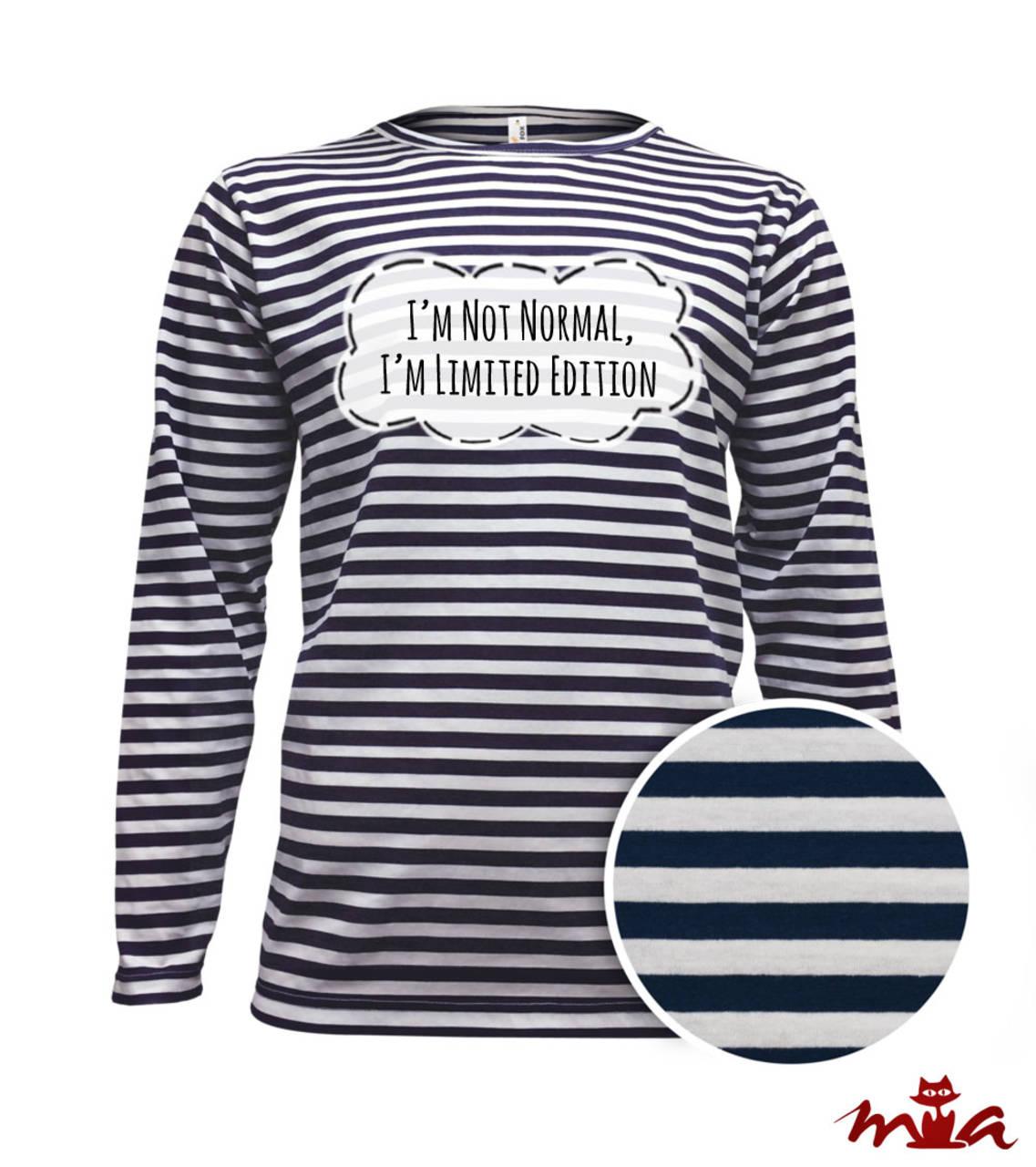 e1e622167962 ... Oblečenie - Pánske dlhorukávové tričko s vlastným nápisom - 8830339  ...