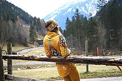 Mikiny - Navajo tribal winter - termo mikina - 8833849_
