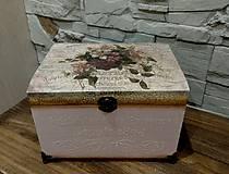 Krabičky - Šperkovnica - 8833531_