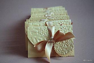 Papiernictvo - Vianočná obálka na peniaze/poukazy (cca 7x10cm) - 8839510_