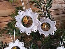 Dekorácie - Vianočné hviezdičky - 8838313_