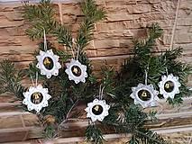 Dekorácie - Vianočné hviezdičky - 8838314_