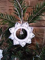 Dekorácie - Vianočné hviezdičky - 8838896_