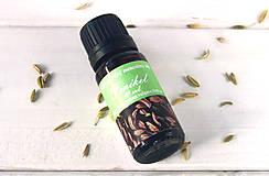 Suroviny - Sladký fenikel - esenciálny olej (10 ml) - 8834582_