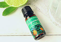 Suroviny - Bergamot - esenciálny olej (10 ml) - 8834588_