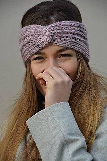 Ozdoby do vlasov - melír pudr - 8836140_