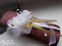 - svadobné pierko pre ženícha - 8836793_