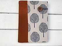 Papiernictvo - natural zápisník A5 - 8835762_