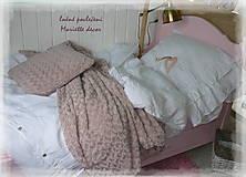 Úžitkový textil - NOVÉ ...lněné povlečení ANAIS - 8837059_