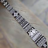 - V čičmianskej dreveničke- hodvábna maľovaná kravata  - 8835153_