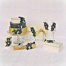 Nezaradené - Luxusná svadba - svadobná kolekcia - 8836478_