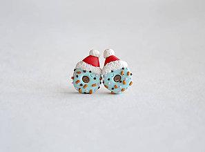Náušnice - Donut (Mikuláš 1) - 8837441_