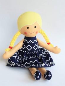 Hračky - bábika Julka v čičmanskom :) - 8837163_