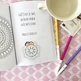 Papiernictvo - Denník Vďačnosti ♥ Poštovné ZDARMA♥ - 8842640_