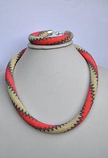 Sady šperkov - Súprava romantik - 8841749_