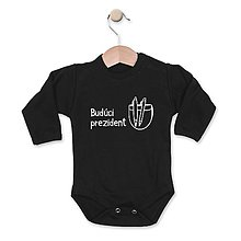 Detské oblečenie - Budúci prezident - 8843705_