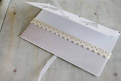 Papiernictvo - Vianočná obálka na peniaze - 8841327_