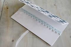Papiernictvo - Vianočná obálka na peniaze - 8841376_