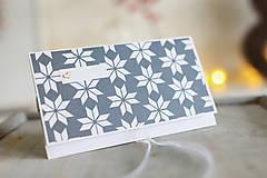 Papiernictvo - Vianočná obálka na peniaze - 8841377_
