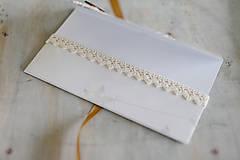 Papiernictvo - Scrapbook vianočná obálka na peniaze - 8845225_
