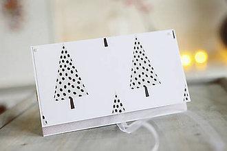 Papiernictvo - Vianočná obálka na peniaze - 8841326_