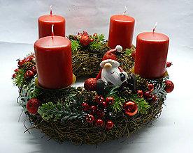 Dekorácie - Advent s Mikulášom - 8843312_